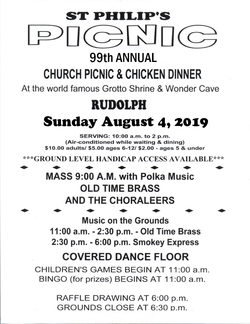 Saint Philip Church Picnic