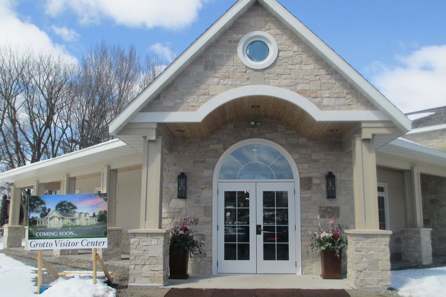 St. Philip Welcome Center Dedication